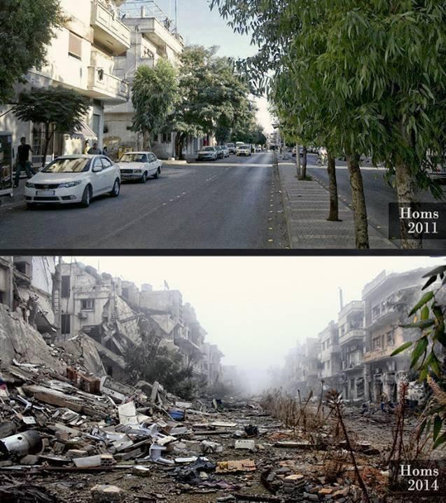 سوریه و جنگ