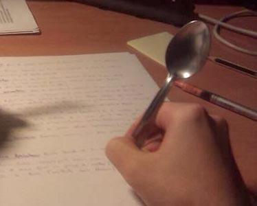 درس خواندن ساعت 3 صبح